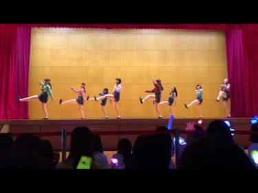 万代高校文化祭有志2017 ジャニーズメドレー