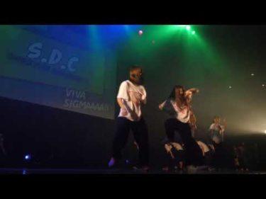 S.D.C 白百合女子大学 ダンスサークル 関東大学学生ダンス連盟∑ 春パーティー VIVA SIGMAAAA!! 春パ