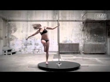 フランスNO1ポールダンサー とにかく技がすごい!