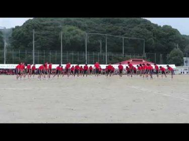 【鳥肌】3年体育祭赤ブロックダンス部門!