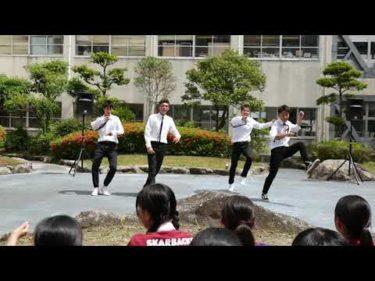 【イケメン高校生】文化祭 有志 ダンス BTS