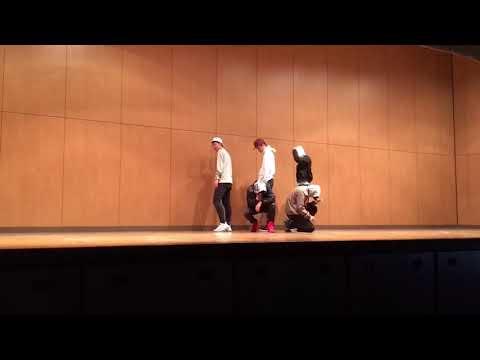 文化祭 GENERATIONS 「AGEHA」ダンス未経験者が踊りました