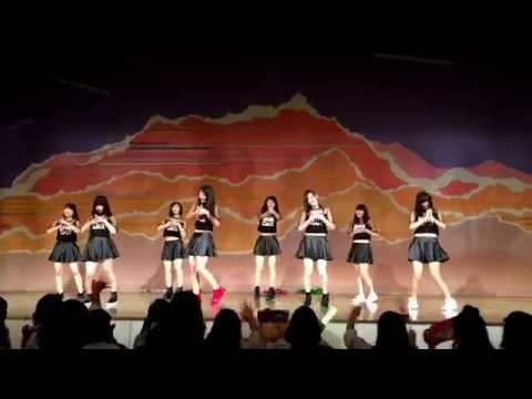 長浜北星高校文化祭  E-girls ダンス メドレー