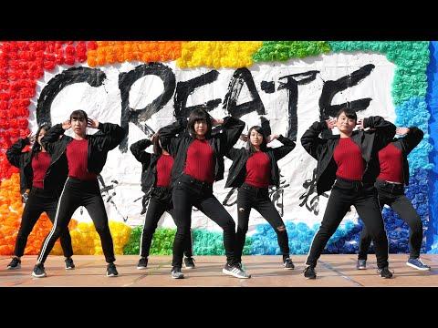 熊本北高校ダンス部 第7回くまもと高校生フェスティバル