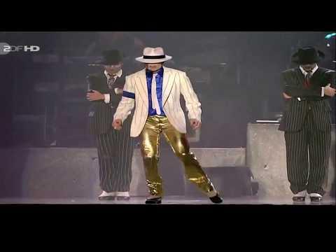 マイケル・ジャクソンがいつだってカッコイイとわかる動画