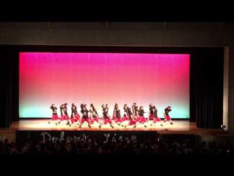 【OP】幕張総合 ダンス部 2016 文化祭