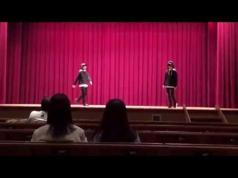 [LE] (全力ネタ)TIKTOK 文化祭 ダンス iPhone着信音 MOMOLAND USA
