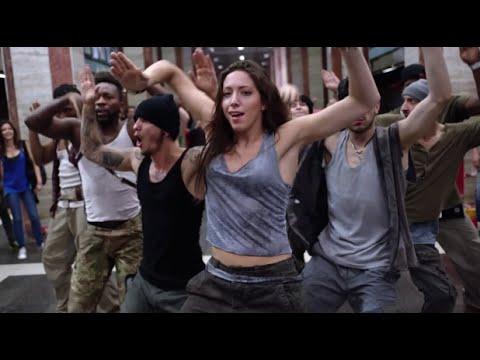 世界最高峰のダンサー62人が躍動する地下鉄ダンスバトルシーン/映画『ハートビート』本編映像