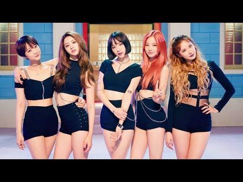 【韓国】K-POP女性グループ人気ランキングTOP40【最新版】