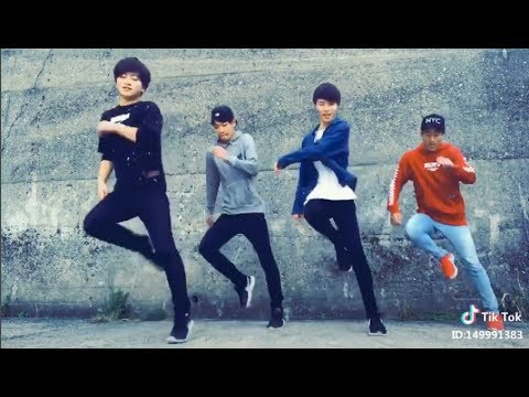 【Tik Tok】#シャンフルダンス学校後ダンスしよう|Let's shuffled dance after school 🖐️🖐️🖐️