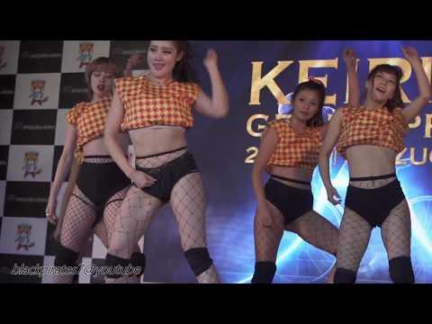 かっこいい!日本のトゥワークダンス(twerk dance)