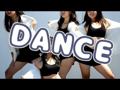 高校生のダンス at 町のサマーフェスタ