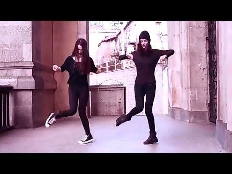 【神業ダンス!!!】 女子のシャッフルダンスステップがかっこいい!!! Vol.3
