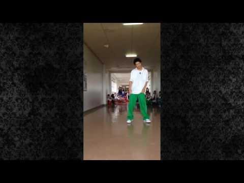 フルver【twitterで話題】iPhoneの着信音でダンスする高校生現るww