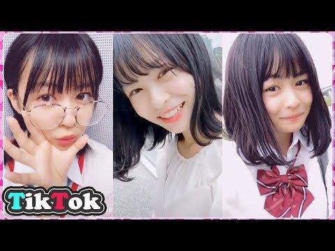 【TikTok】リコリコ(莉子ちゃん)のかわいい最新ティックトック Part4【Tiktokダンス】
