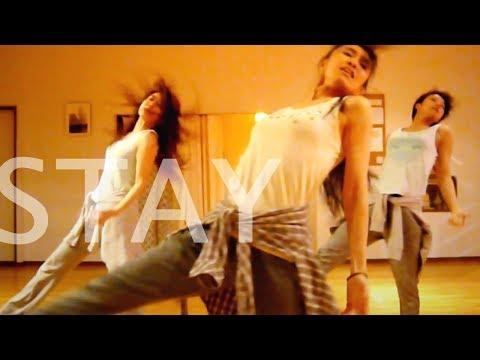 ジャズダンス振り付け☆かっこいい×バラード×スロー(洋楽曲:Zedd, Alessia Cara-Stay/Jazz Dance choreography)~仙台大衆舞踊団・プロダンサー編