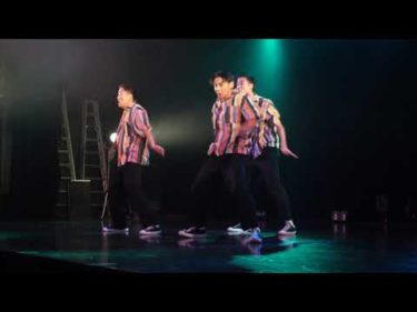 OVERSTEP CREW Bound Junction vol.14 慶應大学ダンスサークルイベント