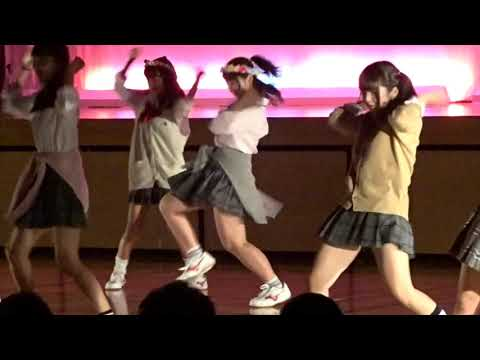 HD 2D Japanese high school girls dance (女子高生 JK ダンス)