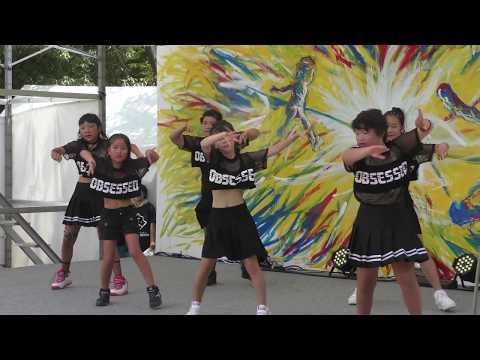 小学生 ダンス 女子 ③ 2017.8.5 豊中まつり