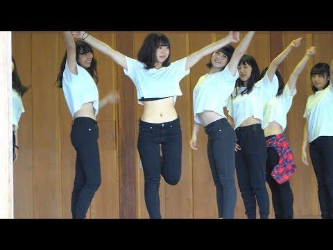 """山北高校 ダンス部 """"BBoom BBoom"""""""