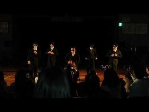 【ダンス】 文化祭でエヴァンゲリオンのダンスを踊ってる高校生がすごい。