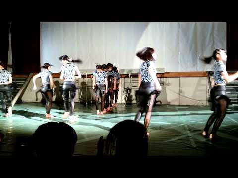 山田高校ダンス部文化祭🎵2015