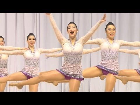 日本女子体育大学がグランプリ ダンスの全国大会
