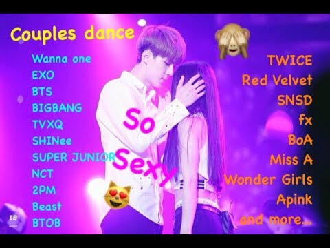 【2018最新版】Girls&Boys カップルダンスまとめ。Couples dance compilation【kpop】