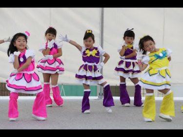 寝屋川文化芸術祭 ねや市ステージ ダンスショーケース ピンクチャイルド幼児クラス