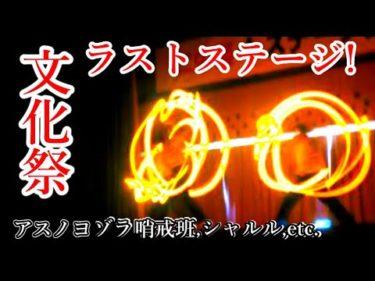 【ヲタ芸】文化祭ラストステージ!!!!【文化祭】