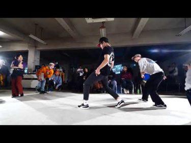 甲南大学 ZEALOT vs 大阪大学 フリーダンス光岡様 FINAL Z-1 WORST DANCE CIRCLE GRANDPRIX 2019