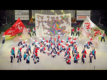 [4K] 大阪府立今宮高校 【メチャハピー賞】 ファイナルステージ 大阪メチャハピー祭 2019 (一部音カット)