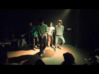 新宿ゥライノス COF DANCE SHOWCASE 19/11/8