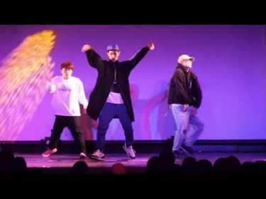 SHOW-HEY+SHIN+RIHITO from RADIO FISH UDM event vol.27-Re:create  医療系大学ダンスサークルイベント