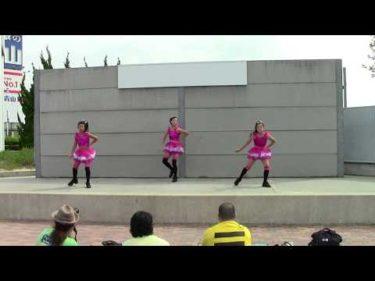 2013年09月14日「キッズダンス①」@ナゴヤハウジングセンター日進梅森会場