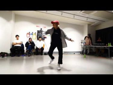 Runa vs なな FINAL 天王寺バトル vol.2 HOUSE MUSIC U25 DANCE BATTLE
