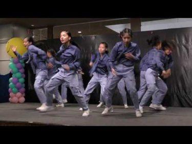 普天間高校ダンス部② (イオン北谷) 沖縄の女子高生ダンス
