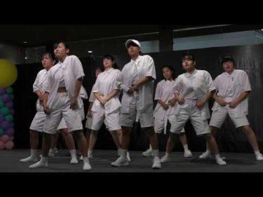 普天間高校ダンス部③ (イオン北谷) 沖縄の女子高生ダンス