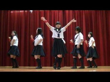 【文化祭】セーラー服で踊ってみた