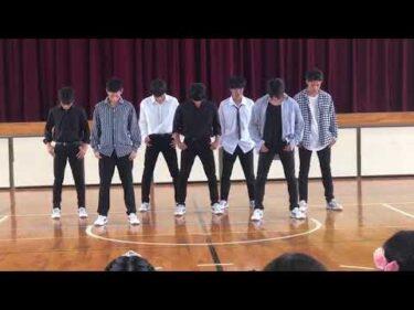 高校 文化祭 BTS(防弾少年団)/DNA Dancecover 踊ってみた TikTok 550万再生